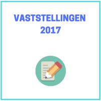 Tegel-Vaststellingen2017