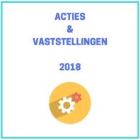 Acties&Vaststelllingen_2018